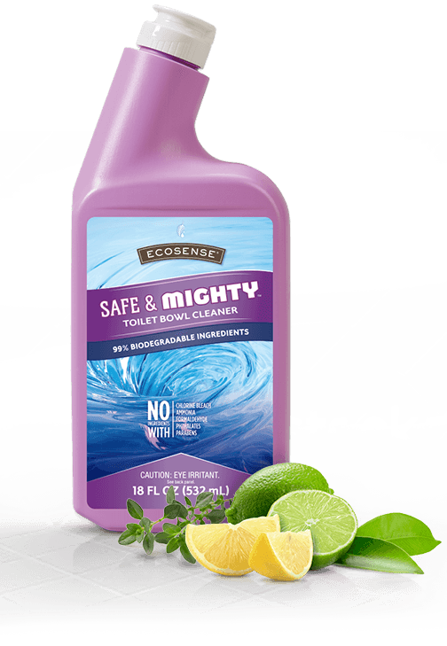 safe and mighty toilet bowl cleaner