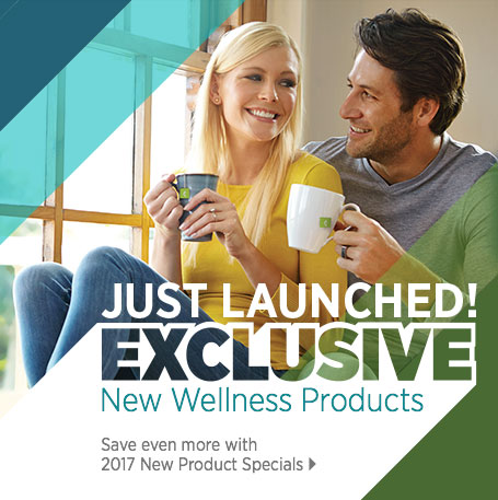exclusive new wellness products