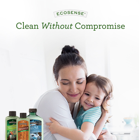 Ecosense Clean without compromise