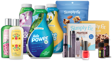 New Melaleuca Products