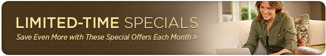 Web-Only Specials