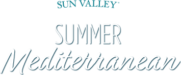 Sun Valley Summer Mediterranean