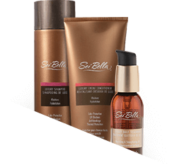 Argan Oil, Luxury Shampoo, and Creme Conditioner
