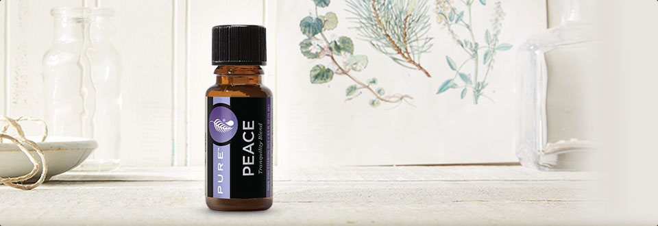PURE™ Peace Tranquility Essential Oil Blend